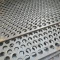 SUS 304 Placas de metal perfuradas / malha de metal perfurada