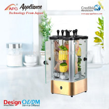 Automatic rotating barbecue machine