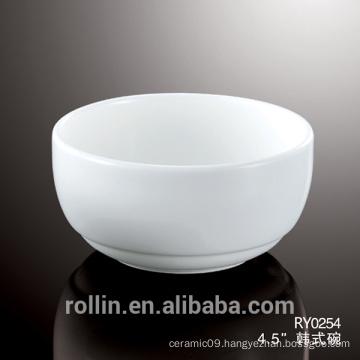 Fatcory wholesale ceramic bowl,korean style bowl ,passed SGS