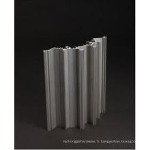 Profil d'ingénierie de puissance d'aluminium pour la construction