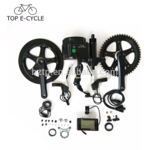 Bafang 8fun BBS 01 02 HD 36v 48v 250w 350w 500w 750w motor de accionamiento de media distancia e-bike kit