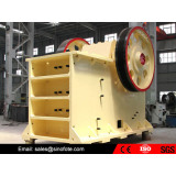 PE Series Large Capacity Stone Jaw Crusher