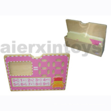 Wooden Educational Toy of Addition Set with Cards
