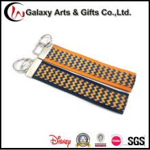 Custom Short Wrist Strap Lanyard Key Holder