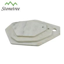 Eco-friendly stone bread cutting cheese board