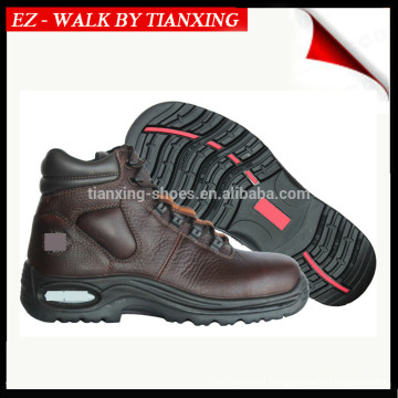 PU/RUBBER INJECTION SAFETY SHOES