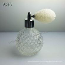 Botella de perfume de cristal de la vendimia para el perfume unisex del diseñador