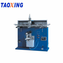 Tube label silk screen printing machine