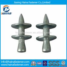 NK pinos de unidade / ZP tiro pregos de aço com arruela