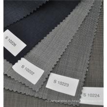 Buena calidad China proveedor pin verificación 70% lana 30% tela de poliéster para traje uniforme