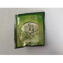 100% OEM Pyramid Organic Tea Bags Longjing Tea Bag With Pri