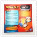 Speak Dirty Expansion Pack - Le Défi de la Grande Bouche (Pièces de Bouche Extra, Cartes de Phase Adulte et Plus) - Ajoutez à vos paroles et regardez les jeux de Ya Mouth!