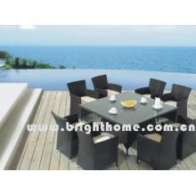 Muebles al aire libre / Muebles de jardín / Muebles de ratán (BG-MT018)