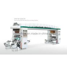 Máquina de laminação a seco para filme (economia de energia de velocidade moderada)