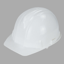 Top for Basic Construction Safety Helmet 4 Points Suspenion Hard Hat with Chin strap supply to Guadeloupe Suppliers