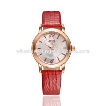 Preço por atacado do fabricante mulheres moda menina relógio de mão mais recente