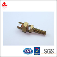Electric Cable Connecting Brass Bolt Type Connector