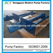 JPWL type vertical submerged sewage slurry pump