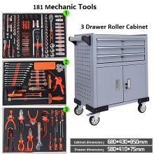 181 Mechanic Technician Tool Set