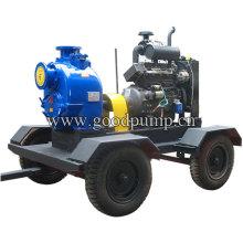 Moteur diesel de pompe à eau