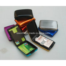 Fábrica de alta qualidade carteira Multi Function Card para viagens de negócios