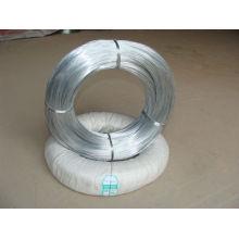 Alambre de hierro galvanizado de alta calidad (directamente de fábrica)