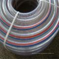 Flexibler PVC-Saugschlauch für Wasser / Öl / Pulver / Chemikalie
