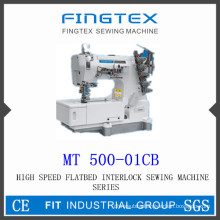 High Speed Flatbed Interlock Sewing Machine (500-01CB)