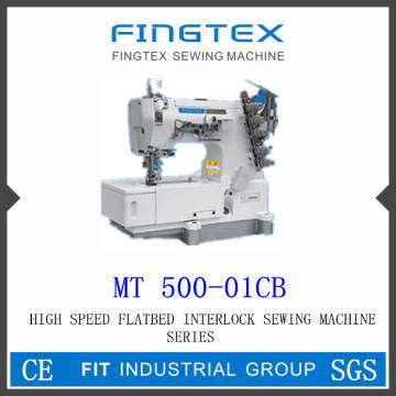 Máquina de costura de alta velocidade do leito do bloqueio (MT 500-01CB)
