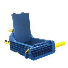 Compactador de la máquina empacadora de metales de acero de aleación de aluminio