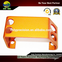 CNC Machining Sheet Metal Stamping Bending Parts with Colorful Anodized