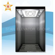 Belle ascenseur d'ascenseur à ascenseur roulant pour 13 passagers