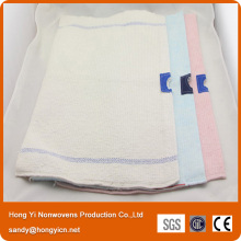 80%Cotton+20%Polyester Stitch Bonded Nonwoven Cotton Floor Cleaning Cloth