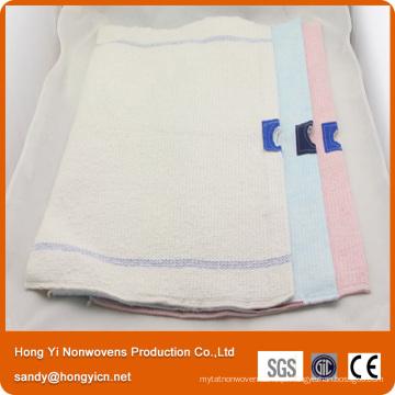 Pano de limpeza super do assoalho do algodão absorvente da água e do óleo