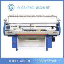 52 дюймовый используется machine(GUOSHENG) плосковязальные