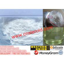 Vente directe à l'usine Poudre de phénylpropionate de testostérone à haute pureté