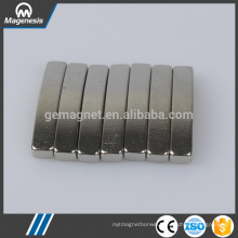 Processing customized hot selling ferrite magnets bar