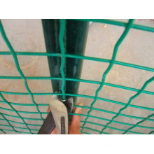 Pulver beschichtet gewebte grüne Farbe Euro Zaun