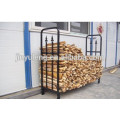 firewood log rack ,andirons, wood log rack , wrought iron log rack , firewood storage metal rack