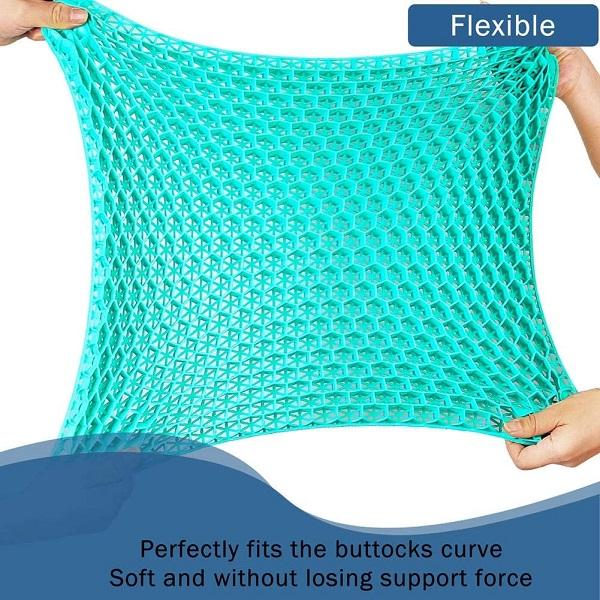 Breathable Sitting Gel Flexible Cushion