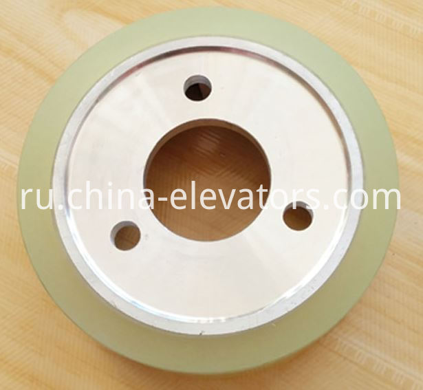 Handrail Driving Wheel for Mitsubishi Escalators / Shanghai Mitsubishi Escalators