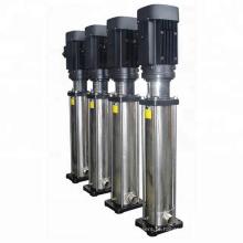Bomba de aço inoxidável série MZDLF para abastecimento de água, combate a incêndio, pressão, irrigação, tratamento de água