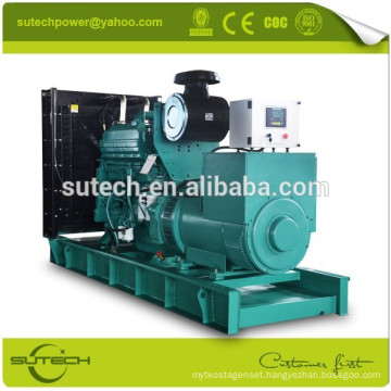 Factory price 600Kva Cummins KTA19-G8 generator, powered by Cummins KTA19-G8 engine