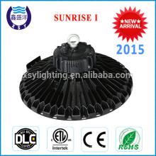 Premium dlc 3.0 novo design LED de alta baía luz 120lm / w