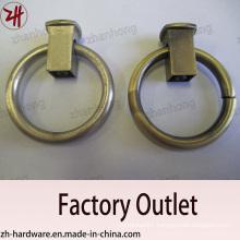 Door Handle, Zinc Alloy Pull, Door Knocker, Archaize Handle (ZH-1361)