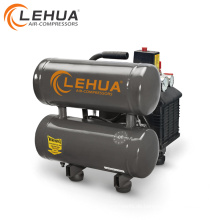 Elektrischer tragbarer ZB-0.12 / 8 26kg 16L lows ölfreier Luftkompressorverkauf