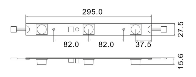 LED rigid bar DC24V