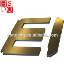 Feuille non-poreuse d'acier de silicium de stratification d'EI