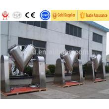 Máquina industrial misturadora de pó em pó industrial V