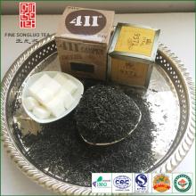 der vert de Chine Organischer chunmee grüner Tee 411 für Frankreich, Spanien